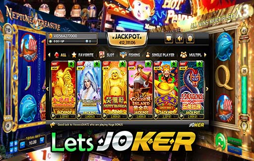 Apa itu server Joker123 Joker Gaming