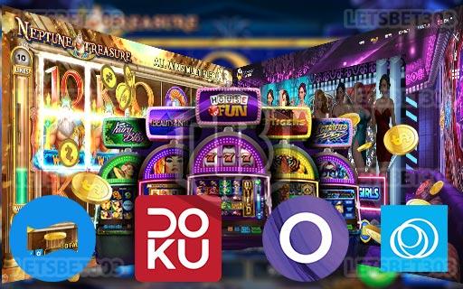 Agen Daftar Slot Online Via Aplikasi Ovo, Dana Dan Lainnya