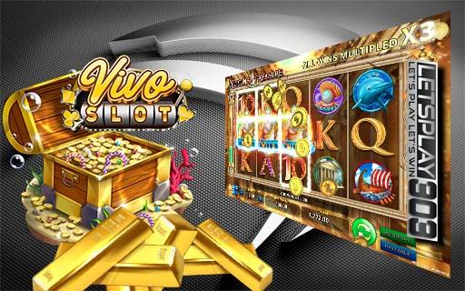 Situs Game Vivo Slot Casino Online Terbesar Tahun 2020