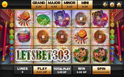 Slot Online Lucky God Joker123 Paling Menguntungkan