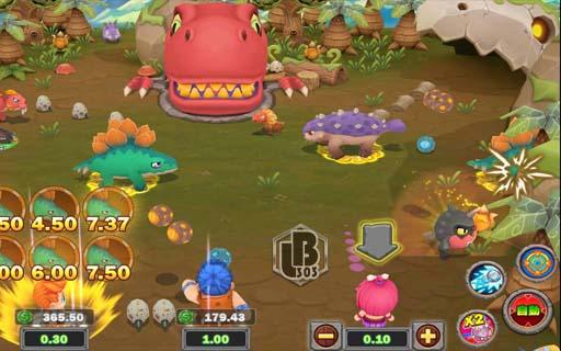 Permainan Tembak Ikan Joker123 Dengan Tema Zaman Dinosaurus